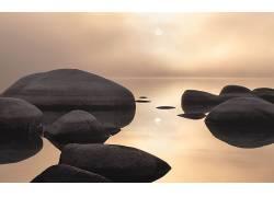 103078,地球,湖,美国塔霍湖,湖,壁纸图片
