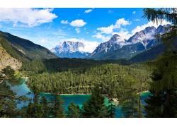 101627,地球,山,山脉,壁纸图片