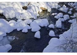 101695,地球,冬天的,壁纸图片