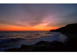 109747,地球,日落,壁纸图片