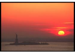 106458,地球,日落,壁纸图片