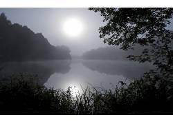 101753,地球,雾,壁纸图片