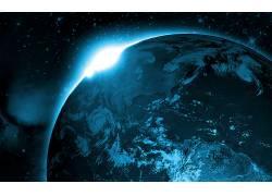 106473,地球,从,空间,壁纸图片