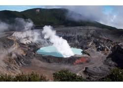 106538,地球,火山,火山,壁纸图片