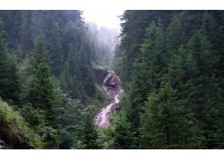 109799,地球,瀑布,瀑布,壁纸图片