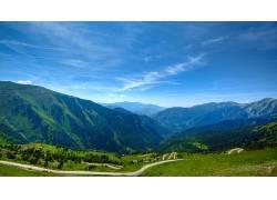 102162,地球,山,山脉,壁纸图片