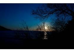104209,地球,日落,海洋,操纵,壁纸图片