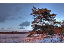 110224,地球,冬天的,壁纸图片