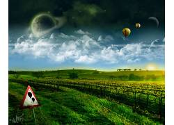 10795,地球,A,轻柔的,世界,行星,热的,天空,激增,风景,壁纸图片