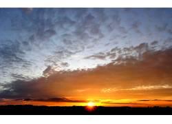 108177,地球,日落,壁纸