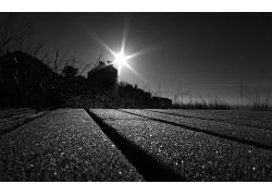 105531,地球,日落,壁纸图片