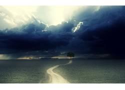 105701,地球,暴风雨,壁纸图片