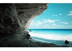 105794,地球,悬崖,壁纸图片