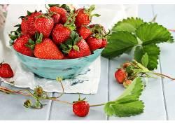 713524,食物,草莓,水果,浆果,水果,壁纸