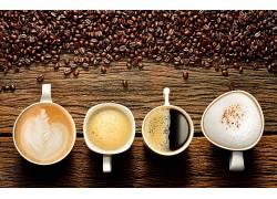 905439,食物,咖啡,杯子,咖啡,豆子,仍然,生活,壁纸