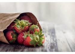 719412,食物,草莓,水果,浆果,水果,壁纸