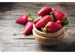 723475,食物,草莓,水果,浆果,水果,壁纸
