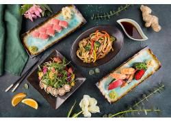 910437,食物,寿司,仍然,生活,鱼,海鲜,筷子,壁纸图片