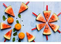 915722,食物,西瓜,水果,水果,仍然,生活,壁纸
