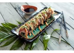 903777,食物,寿司,海鲜,仍然,生活,鱼,米饭,筷子,壁纸图片