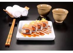 911658,食物,寿司,海鲜,筷子,仍然,生活,壁纸图片