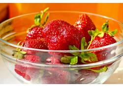 741560,食物,草莓,水果,浆果,水果,壁纸