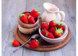 食物,草莓,水果,浆果,水果,仍然,生活,壁纸