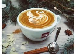 745657,食物,咖啡,杯子,壁纸