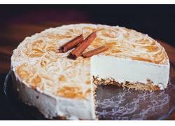 760769,食物,蛋糕,面粉糕饼,肉桂色,壁纸