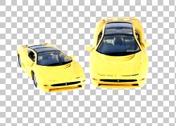 跑车黄色兰博基尼,黄色跑车PNG剪贴画紧凑型汽车,汽车事故,运动,