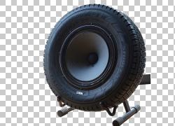 轮胎回收Upcycling汽车,轮胎扩音器PNG剪贴画回收,废物,汽车,扬声