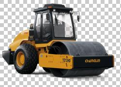 轮胎汽车压路机重型机械建筑工程,Maquinaria PNG剪贴画卡车,汽车