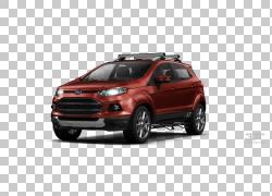 迷你运动型多功能车福特EcoSport福特汽车公司汽车,汽车PNG剪贴画