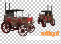马车汽车马车,马车PNG剪贴画3D计算机图形学,老式汽车,汽车,运输