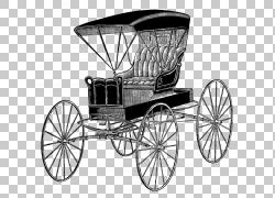 马车马车和越野车,插图车辆PNG剪贴画马,汽车,单色,运输方式,车辆