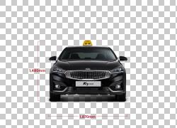 起亚Cadenza中型车起亚汽车保险杠,汽车PNG剪贴画紧凑型汽车,汽车