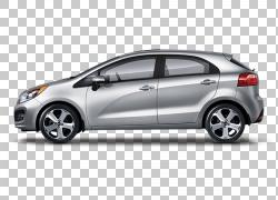 起亚Rio起亚汽车起亚Forte起亚Sportage汽车,汽车PNG剪贴画紧凑型
