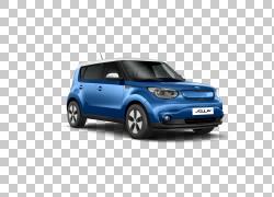 起亚Soul EV电动车起亚汽车,电动汽车PNG剪贴画紧凑型汽车,驾驶,