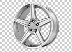 汽车镀铬辐条轮圈,轮圈PNG剪贴画汽车,车辆,运输,轮辋,汽车零件,