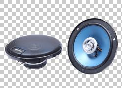 汽车防盗器汽车音响扬声器,音频扬声器PNG剪贴画电子,汽车,运输,