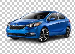 起亚汽车汽车起亚Forte Koup起亚赛拉图,起亚PNG剪贴画紧凑型轿车