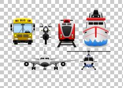 汽车飞机PNG剪贴画卡车,自行车,汽车,运输方式,生日快乐矢量图像,