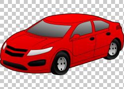 跑车,Littles的PNG剪贴画紧凑型汽车,汽车,卡通,车辆,城市汽车,模