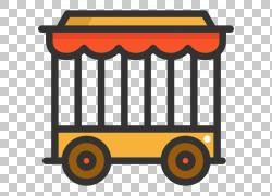 跑车,凯奇车PNG剪贴画汽车事故,橙色,老式汽车,汽车,电缆,卡通,封