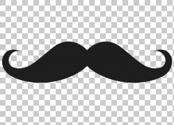 汽车黑白字体角度,车把Movember Stache PNG剪贴画文本,汽车零件,