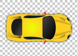 跑车,黄色玩具模型跑车PNG剪贴画紧凑型汽车,游戏,汽车事故,运动,