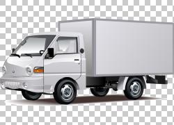 皮卡车拉姆卡车,手绘长卡车PNG剪贴画水彩画,紧凑型汽车,面包车,