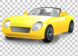 跑车敞篷车,汽车,卡车,跑车,豪华车,经典车PNG剪贴画紧凑型汽车,