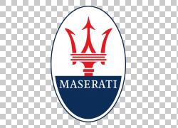 玛莎拉蒂GranTurismo汽车菲亚特,豪华车标志PNG剪贴画文本,徽标,