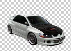 跑车三菱Lancer保险杠,LR PNG剪贴画紧凑型轿车,玻璃,轿车,汽车,